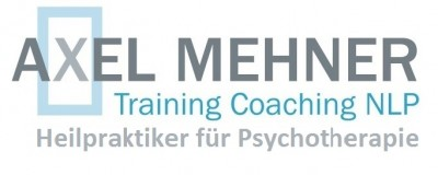 Axel Mehner Training Coaching NLP